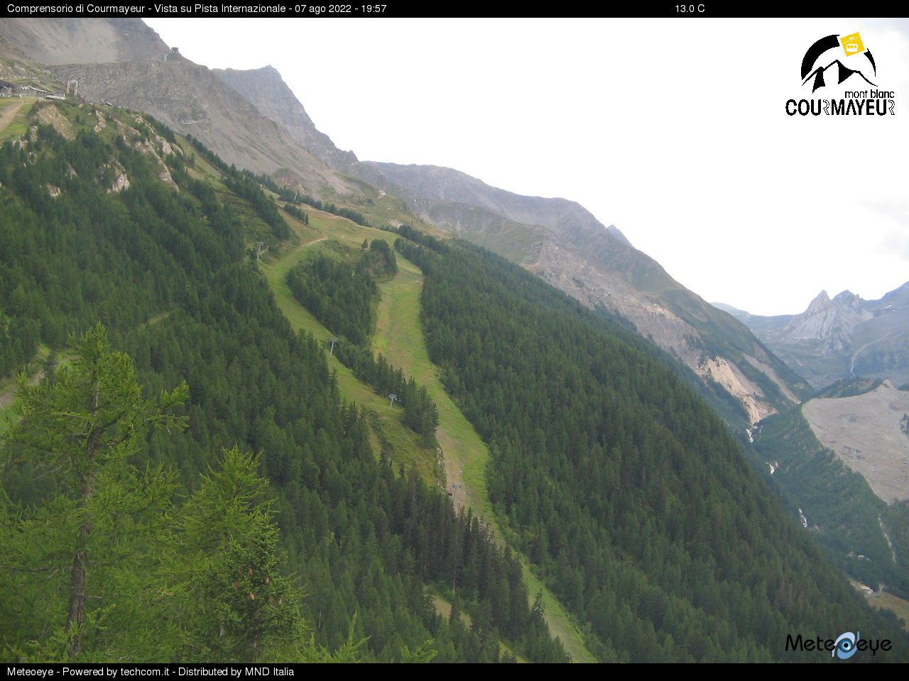 Webcam vista su pista Internazionale