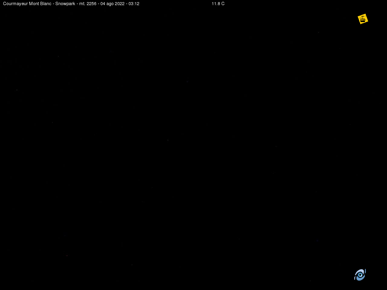 Webcam, Courmayeur